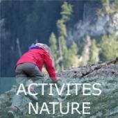 Activités nature