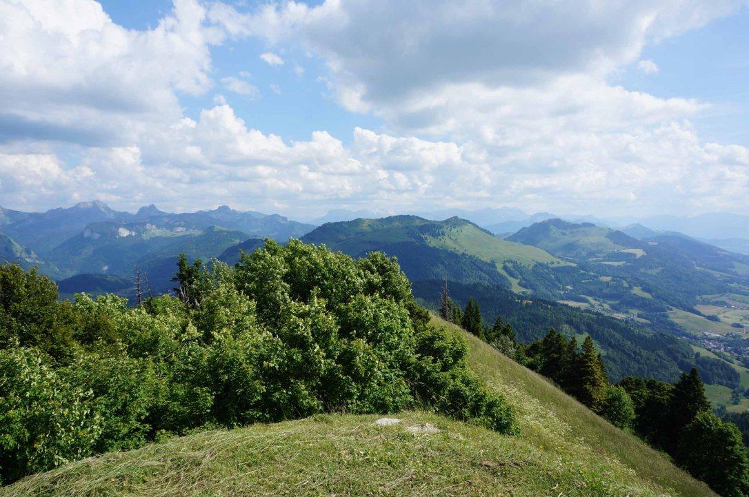 Ascension du Mont Forchat