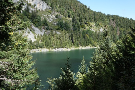 Lac deTanay