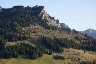 Luna 1ère balade au Mont Bénand