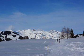Ski aux Mosses - Ballons Chateau d'oex
