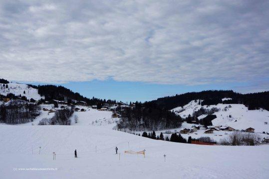 Ski Hirmentaz - Les Mouilles