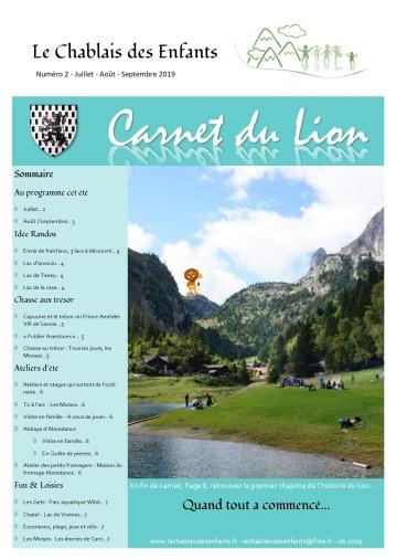 Carnet 2 - été - 2019 - web